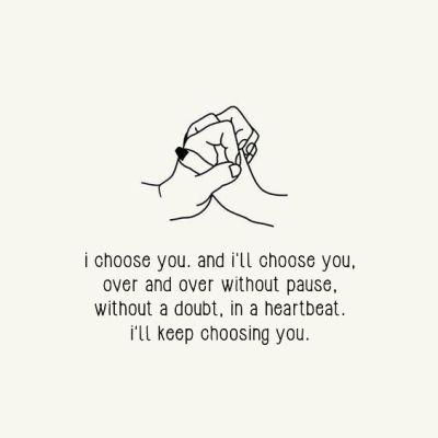 i choose you image