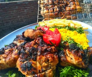 barbecue, grilled, and مشاوي image