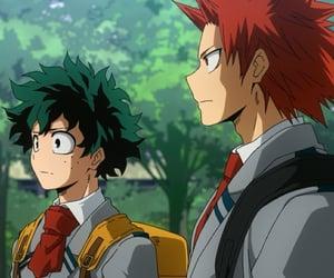 kirishima, boku no hero academia, and boku no hero image