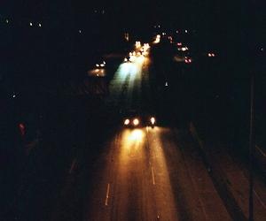 car, night, and photo image