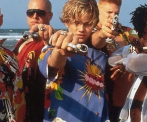 leonardo dicaprio, 90s, and romeo and juliet image