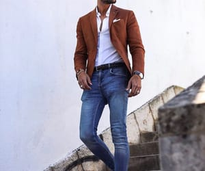 blazer, casual, and classic image