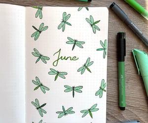 bujo, bullet journal, and bujo ideas image