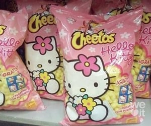 delicious, pink, and snack image