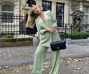 blazer, chic, and tailor image