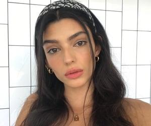 brunette, dior, and girl image