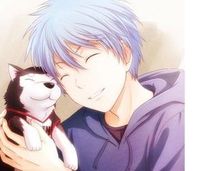 anime, Basketball, and husky image