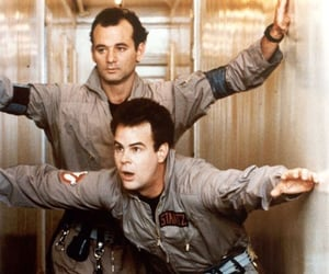 bill murray, ghost, and monsters image