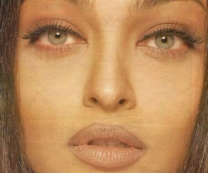 beautiful, hair, and close up image