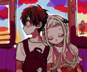 yashiro nene, anime, and hanako-kun image