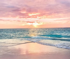 aesthetic, beach, and colours image