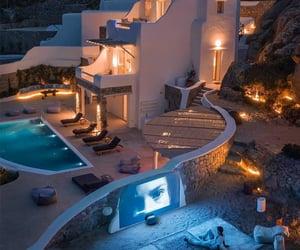 luxury, house, and travel image