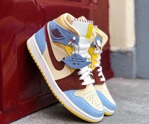 jordan, nike, and shoes image