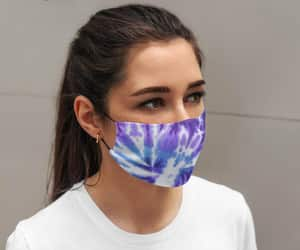 etsy, face covering, and washable face mask image