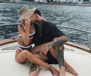 Relationship, couple, and summer image