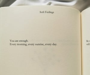 healing, inspiring quotes, and you are enough image