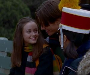 rory gilmore and dean forester image