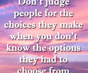 judge, life, and quotes image