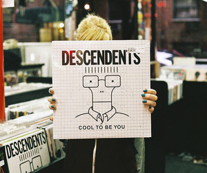 descendents, music, and photography image