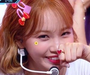 izone, kim chaewon, and ending fairy image