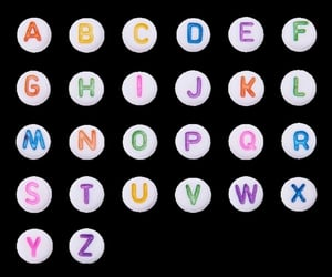 letters, png, and alphabet image