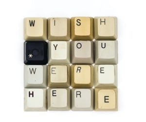 mots, wish you were here, and words image