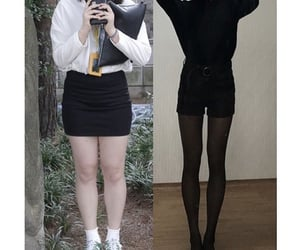 before and after, motivation, and skinny image