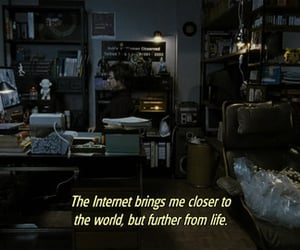 internet, quotes, and life image