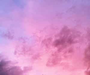 aesthetic, analoge, and clouds image