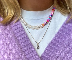 accessories, cardigan, and cool image