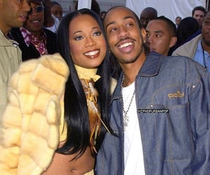 ludacris and trina image