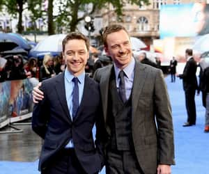 celebrities, handsome, and michael fassbender image