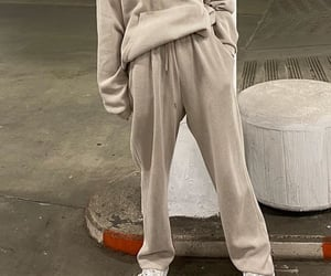 oversized hoodie, fashion style mode, and outfit of the day ootd image