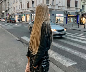 blogger, blonde, and blonde hair image