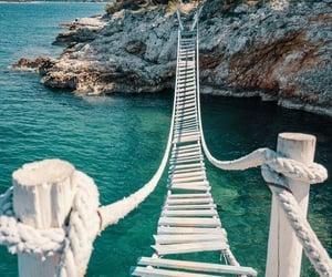 bridge and water image