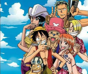chopper, one piece, and robin image