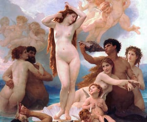 aesthetic, angelic, and renaissance art image