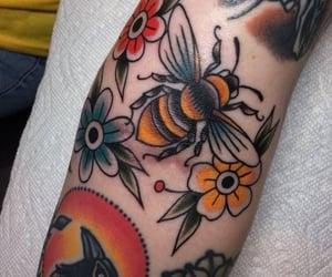 colour, tattoo, and tumblr image