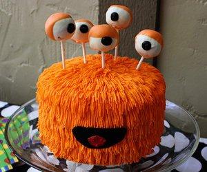monster cake image