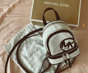 backpack, foryou, and michaelkors image