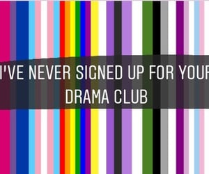 human rights, drama club, and 🏳 image
