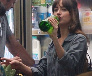 dakota johnson, girl, and icon image
