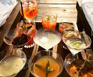 alcohol, alcoholic, and Cocktails image