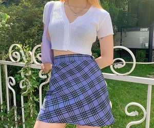 fashion, indie, and outfits image