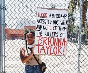 black is beautiful, we want justice, and black lives matter image