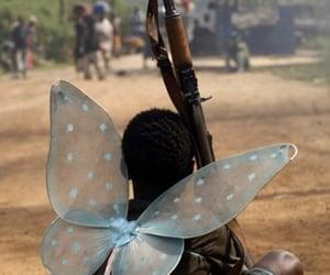 gun and child image