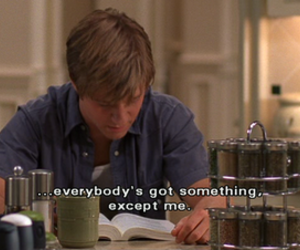 quote, the oc, and tv show image
