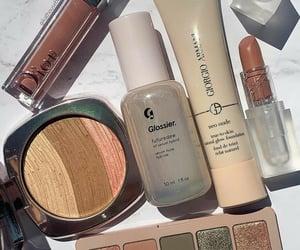 cosmetics, dior, and Giorgio Armani image
