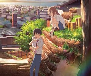 anime, anime movie, and mirai shida image