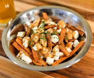 French Fries, cheese curds, and gravy image